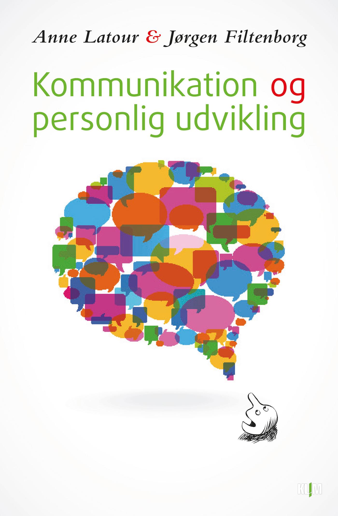 Image of   Kommunikation og personlig udvikling - E-bog