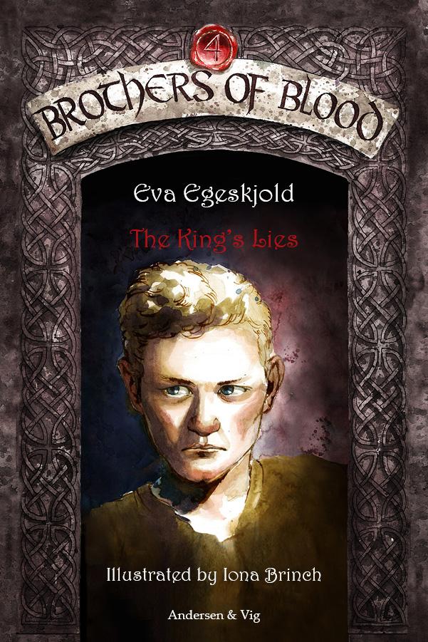 Brothers of blood 4 - e-bog fra N/A på bog & mystik