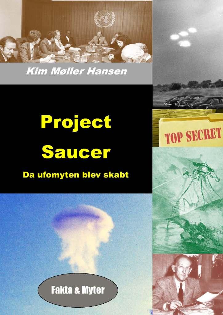 Project Saucer - Da ufomyten blev skabt - E-bog