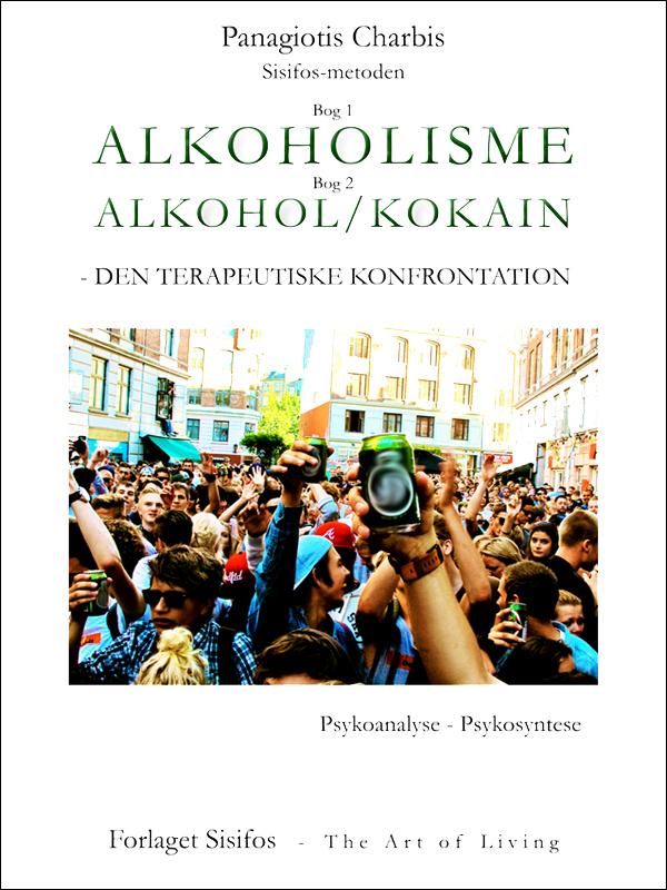 Image of   Alkoholisme - Alkohol/kokain - E-bog