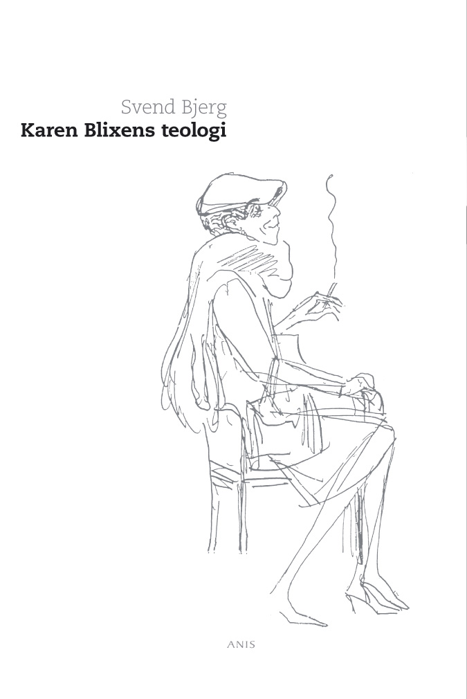 Image of   Karen Blixens teologi - E-bog