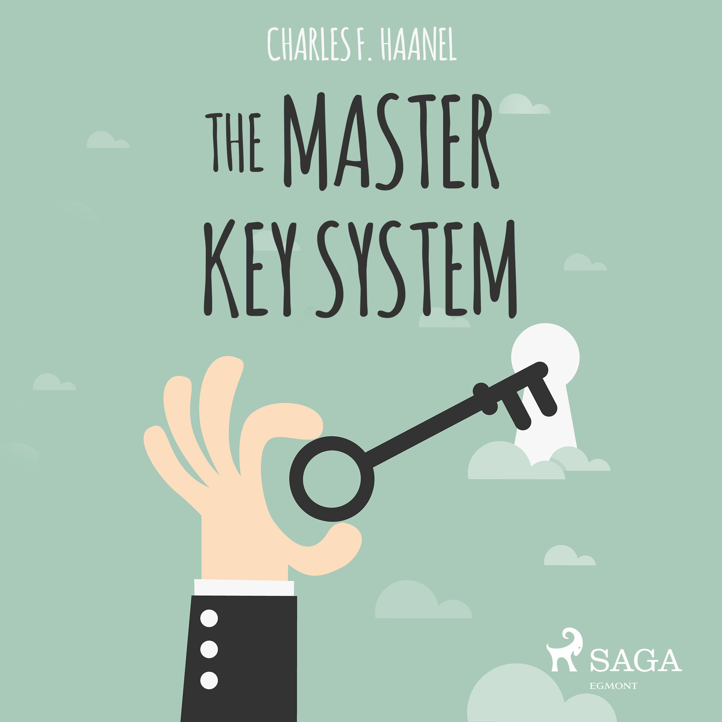 The Master Key System - E-lydbog