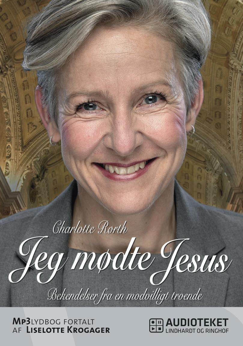 N/A – Jeg mødte jesus - bekendelser fra en modvilligt troende - e-lydbog fra bog & mystik