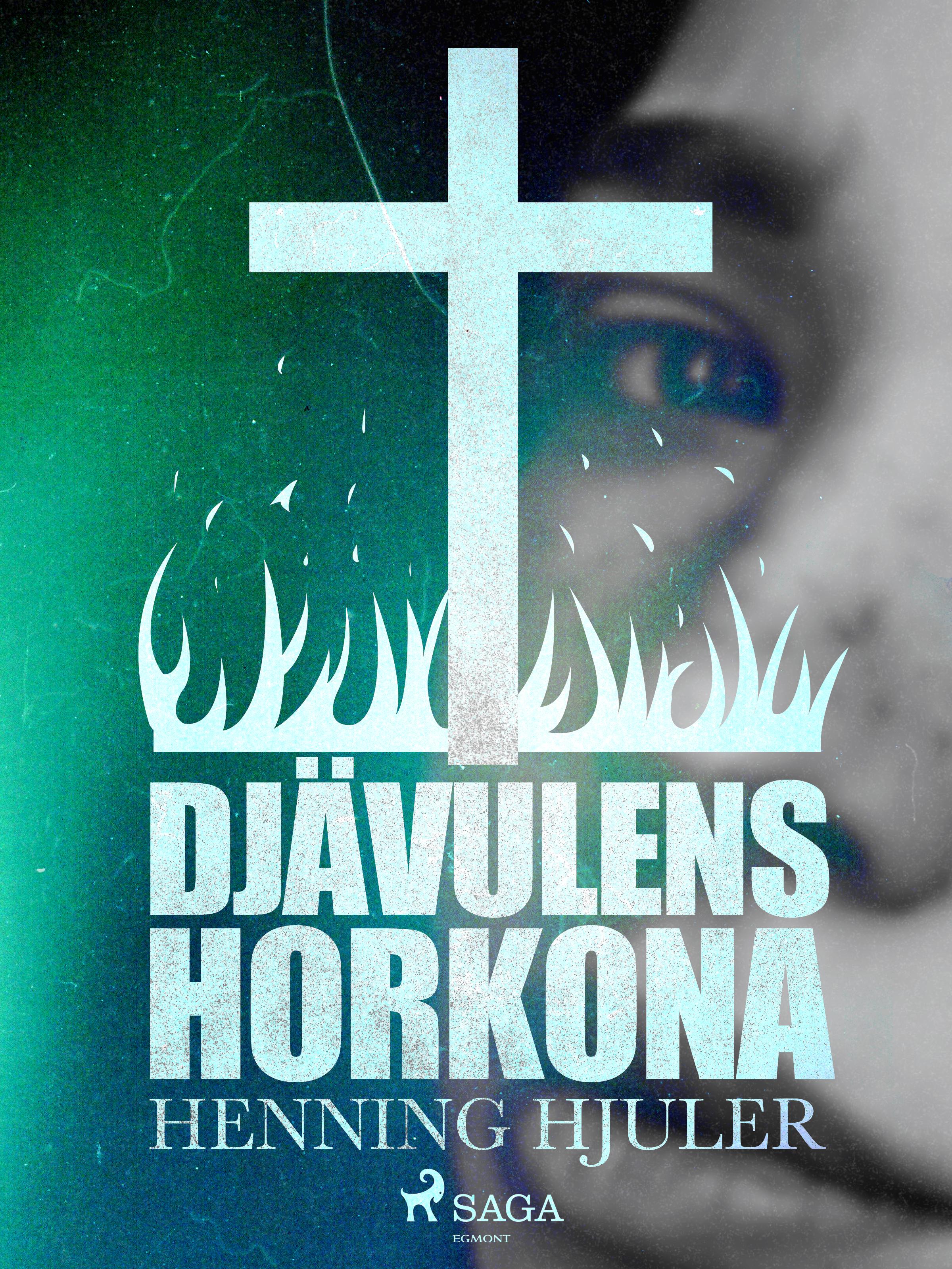 Djävulens horkona - E-bog