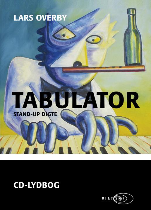 N/A – Tabulator - e-lydbog på bog & mystik