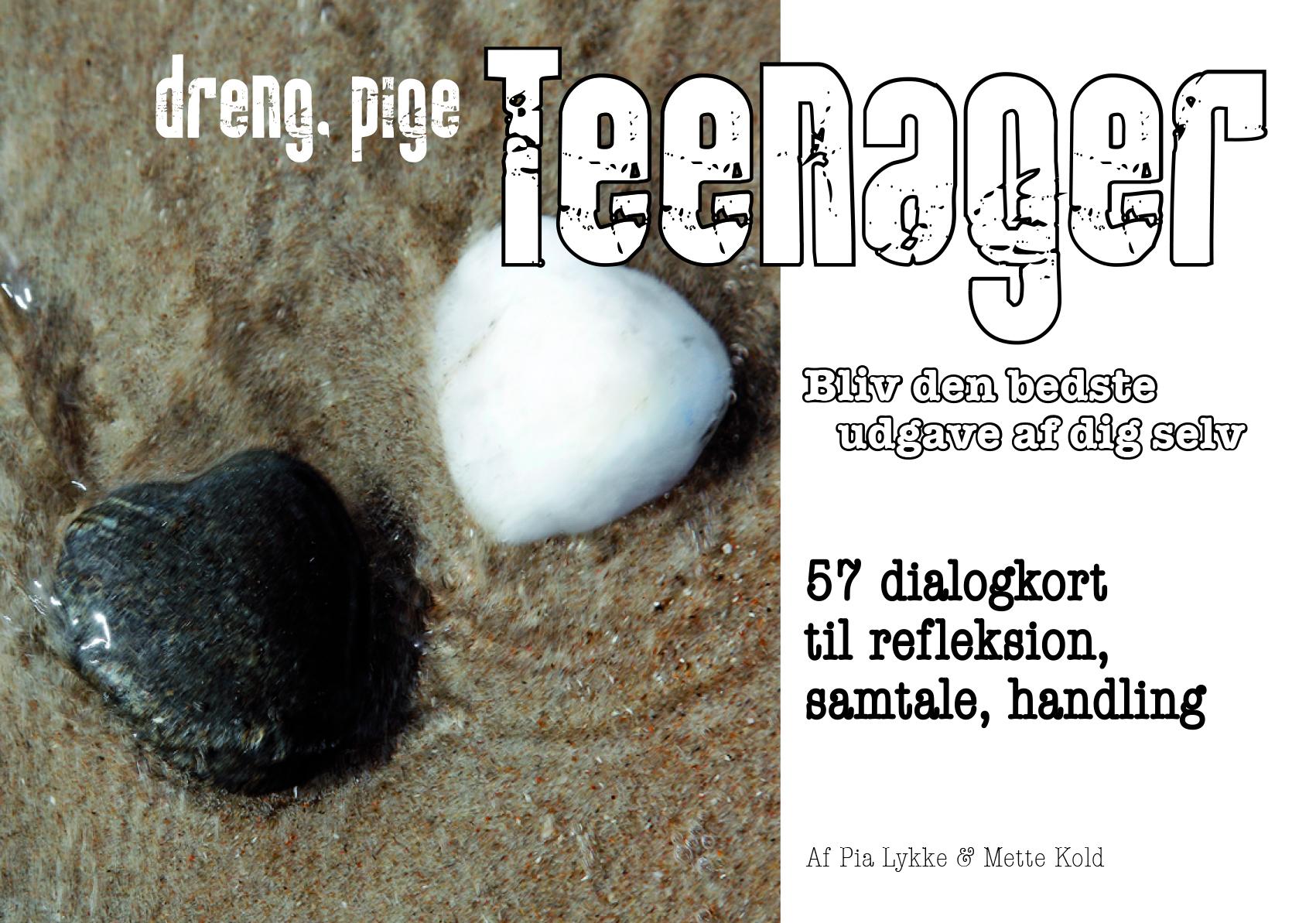 N/A – Teenager - bliv den bedste udgave af dig selv - e-bog på bog & mystik
