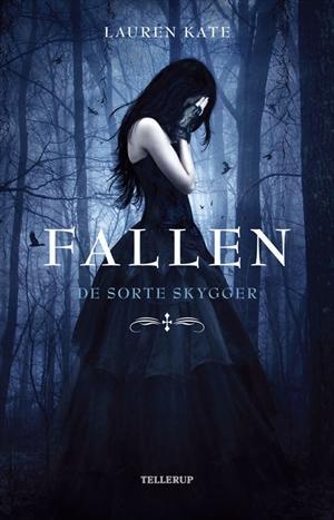 N/A – Fallen #1: de sorte skygger - e-lydbog fra bog & mystik