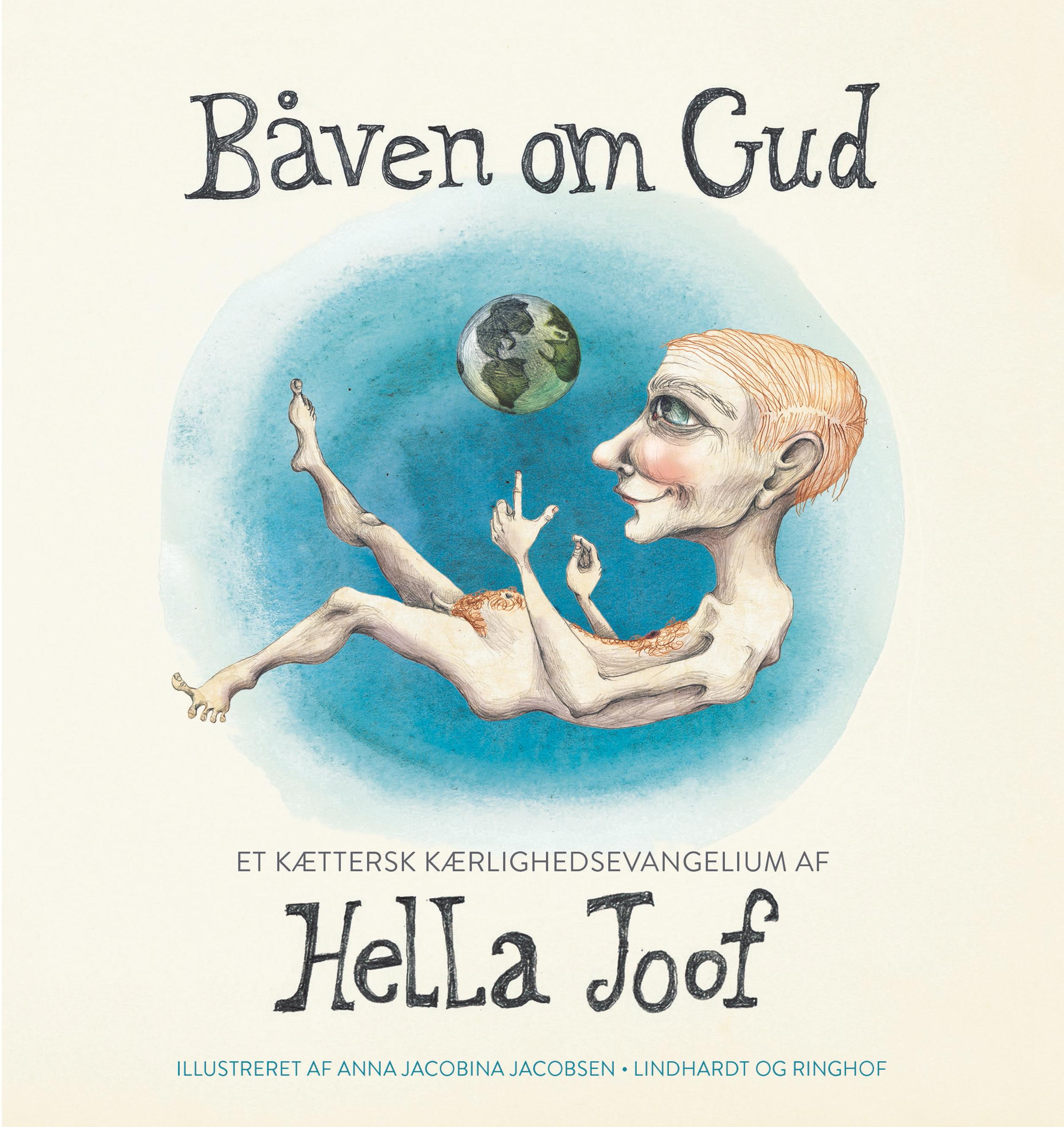 Image of   Båven om Gud - E-lydbog