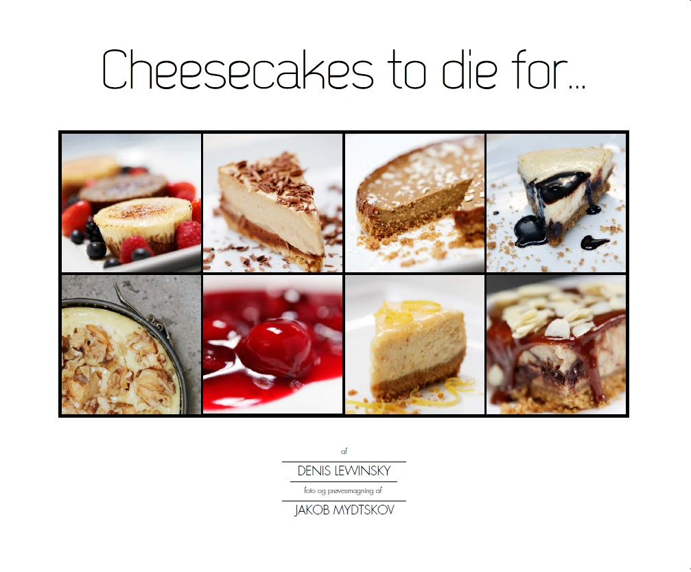 N/A – Cheesecakes to die for - e-bog fra bog & mystik