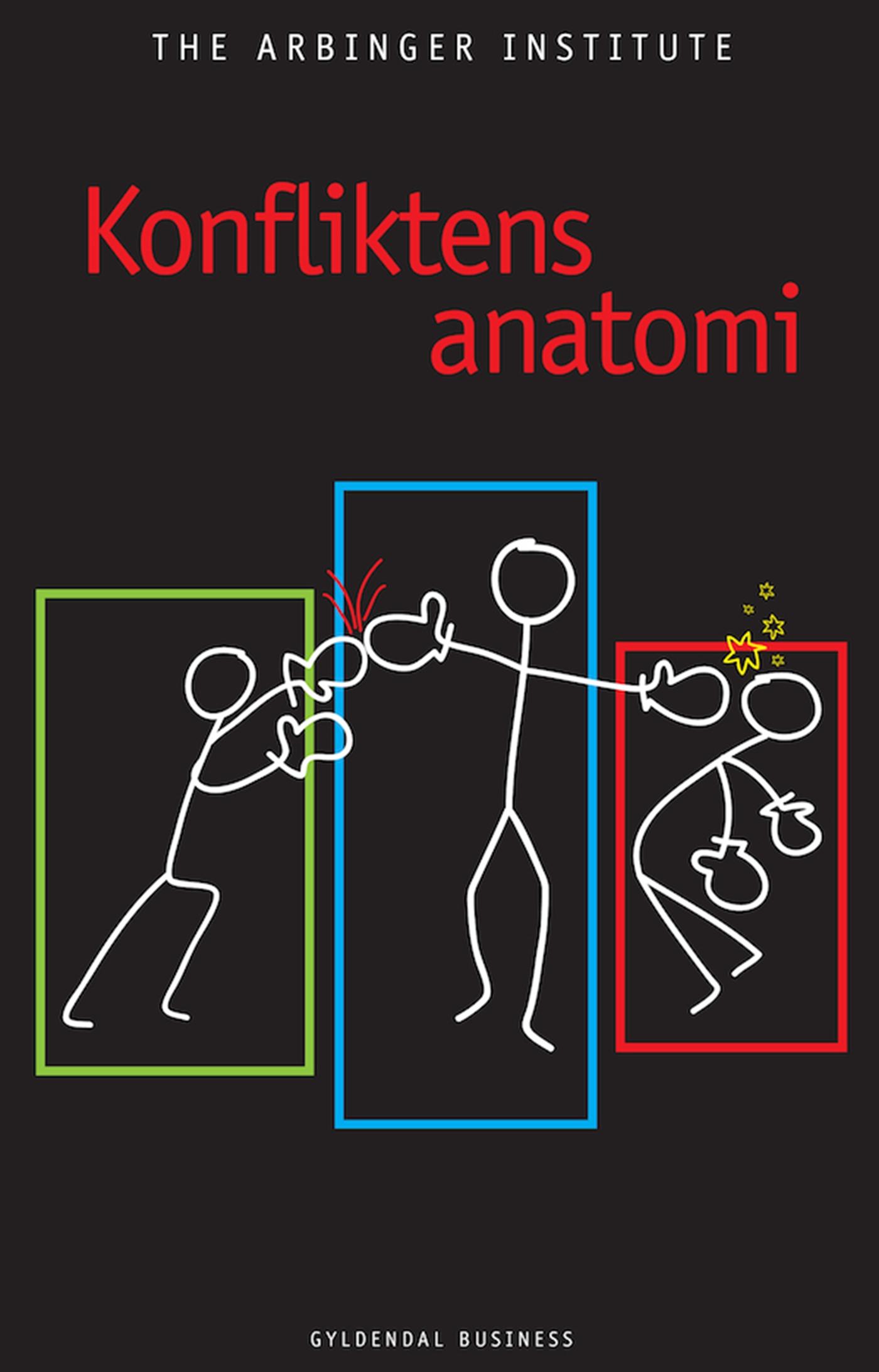 Image of   Konfliktens anatomi - E-bog