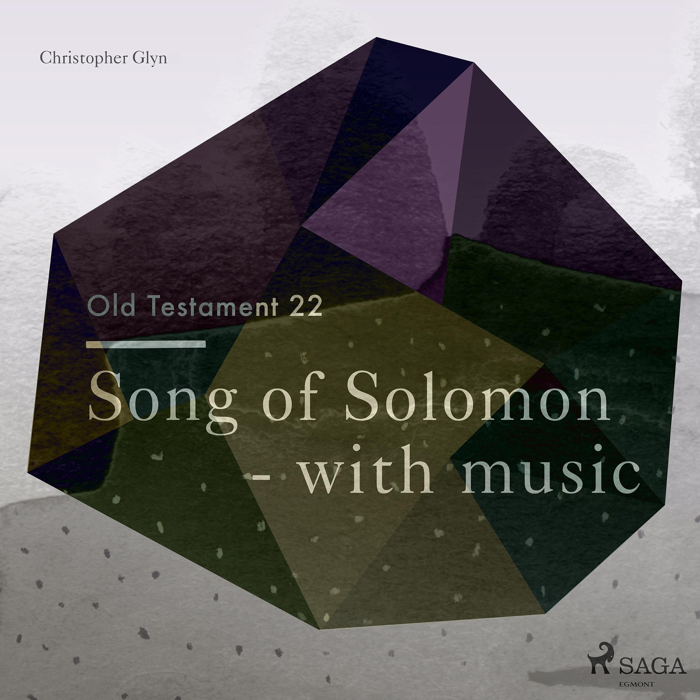 N/A The old testament 22 - song of solomon - with music - e-lydbog på bog & mystik