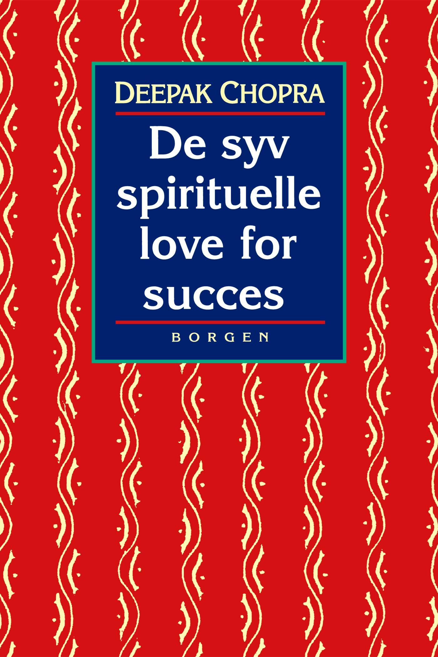 Image of   De syv spirituelle love for succes - E-bog