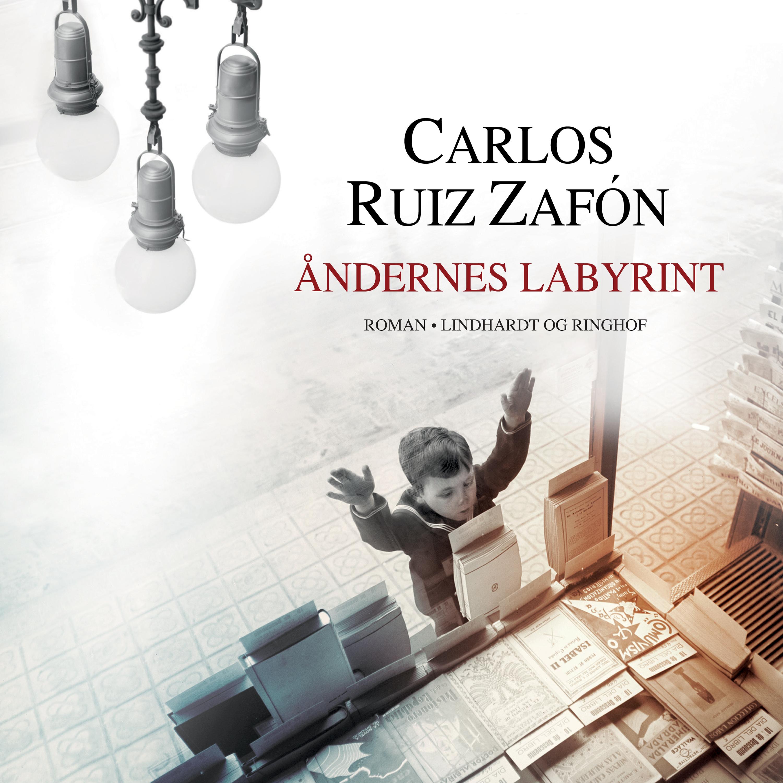 Image of   Åndernes labyrint - E-lydbog