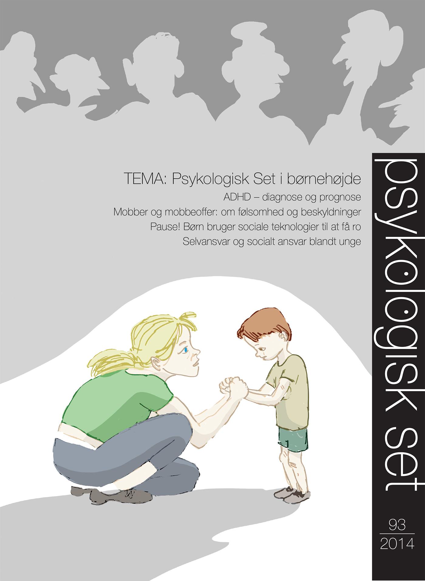 N/A Psykologisk set nr. 93 - e-bog fra bog & mystik