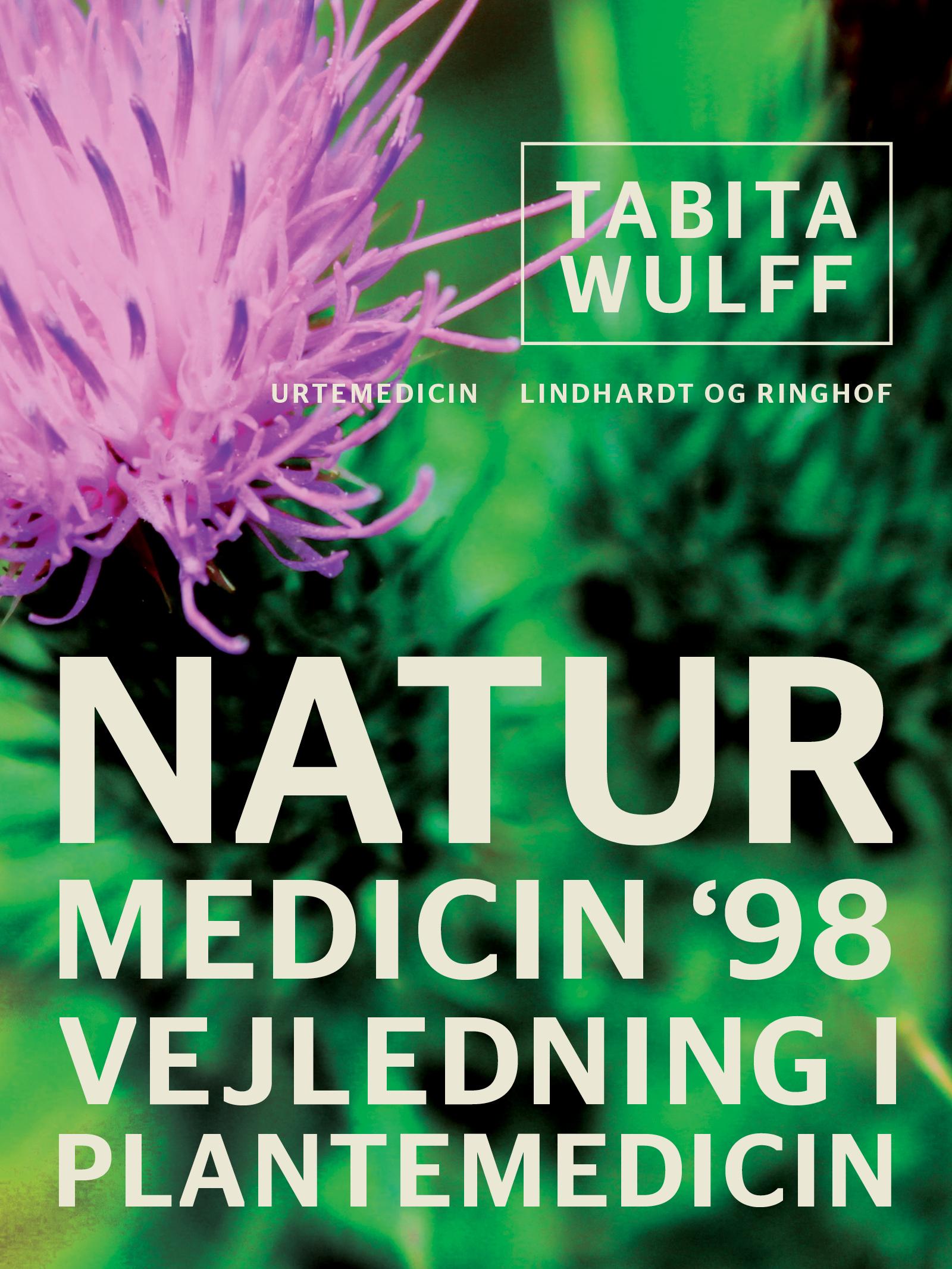 Naturmedicin  98: vejledning i plantemedicin - e-bog fra N/A fra bog & mystik