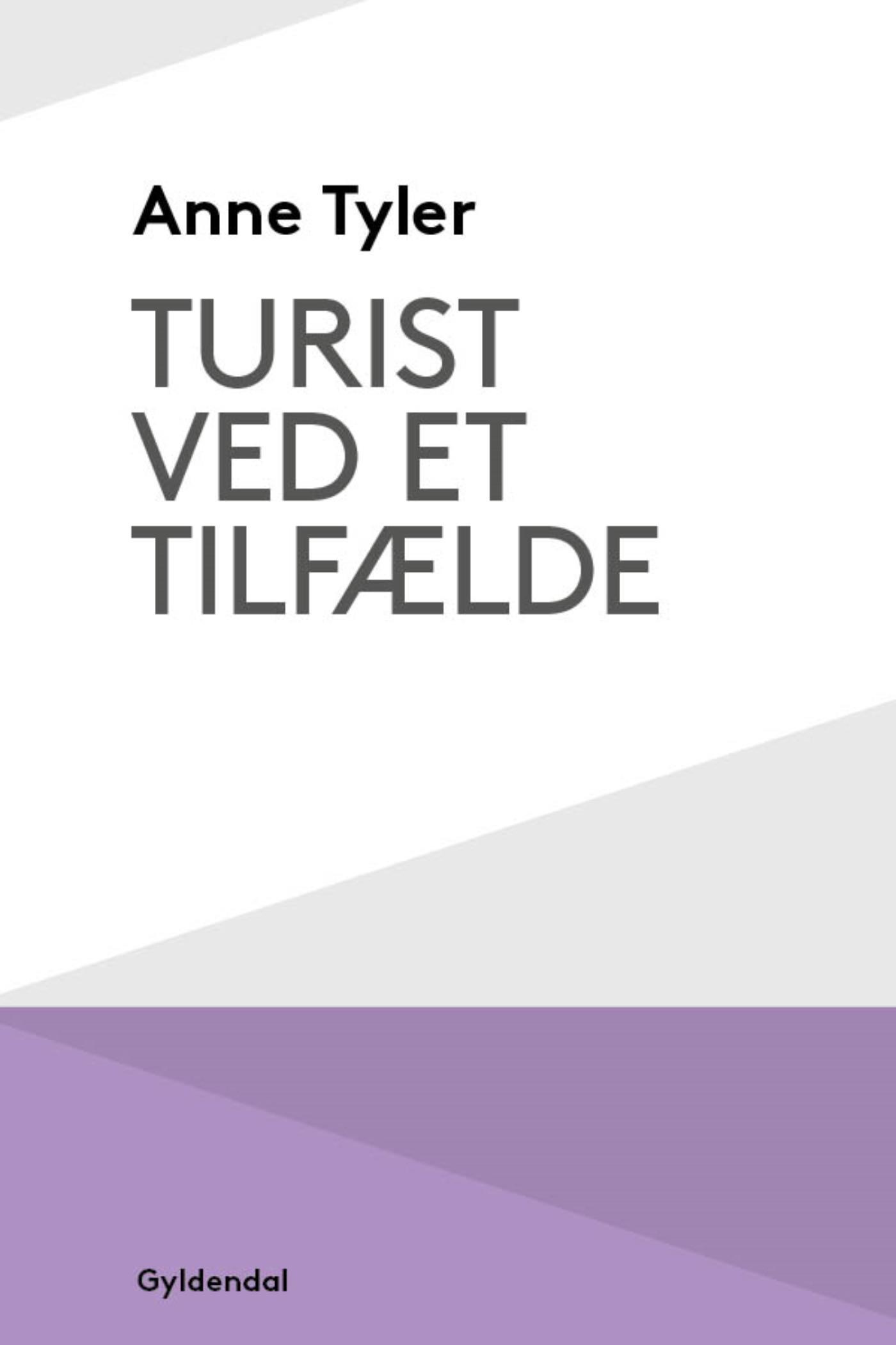 N/A Turist ved et tilfælde - e-bog på bog & mystik
