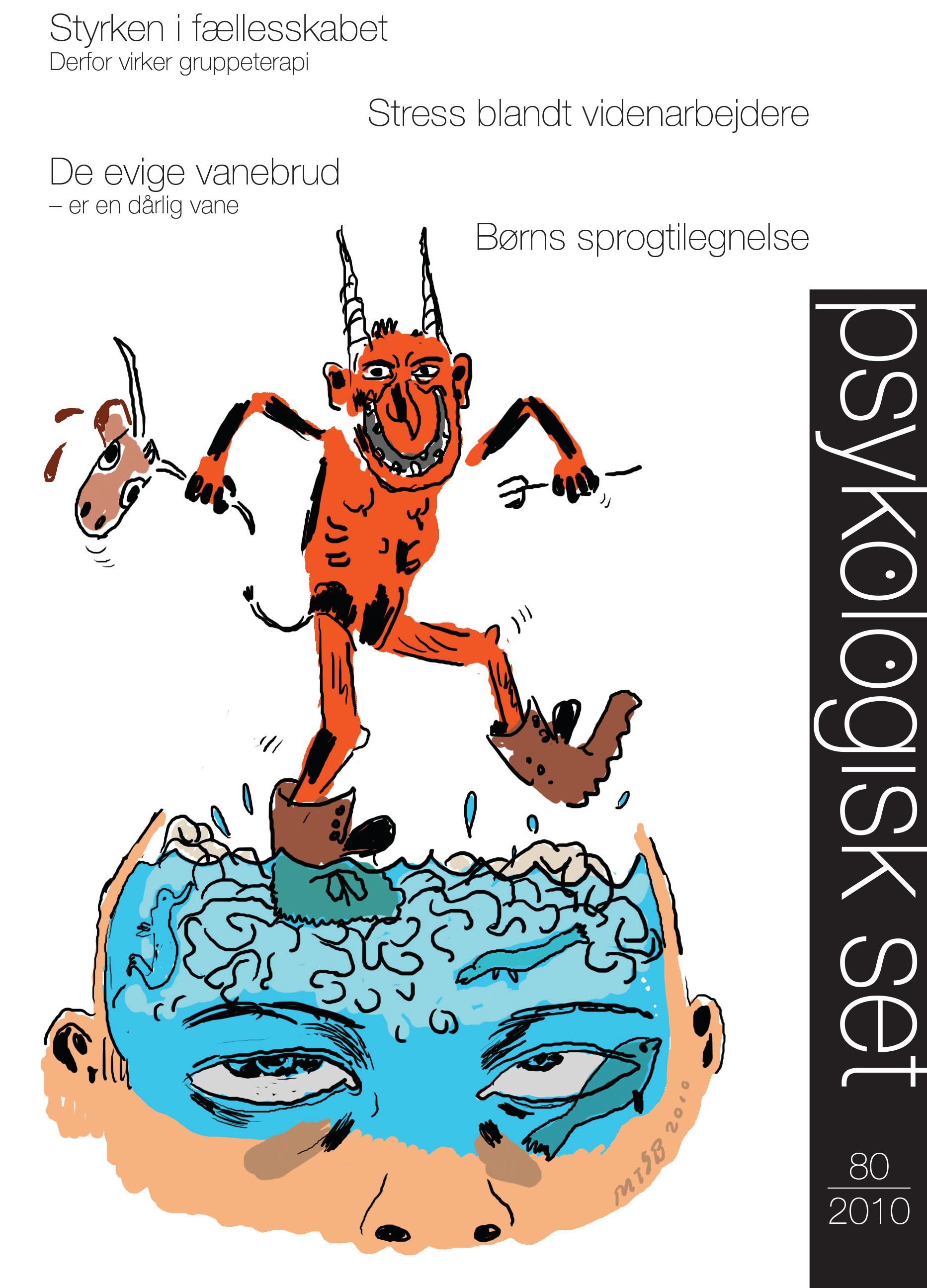 N/A – Psykologisk set 80 - e-bog fra bog & mystik