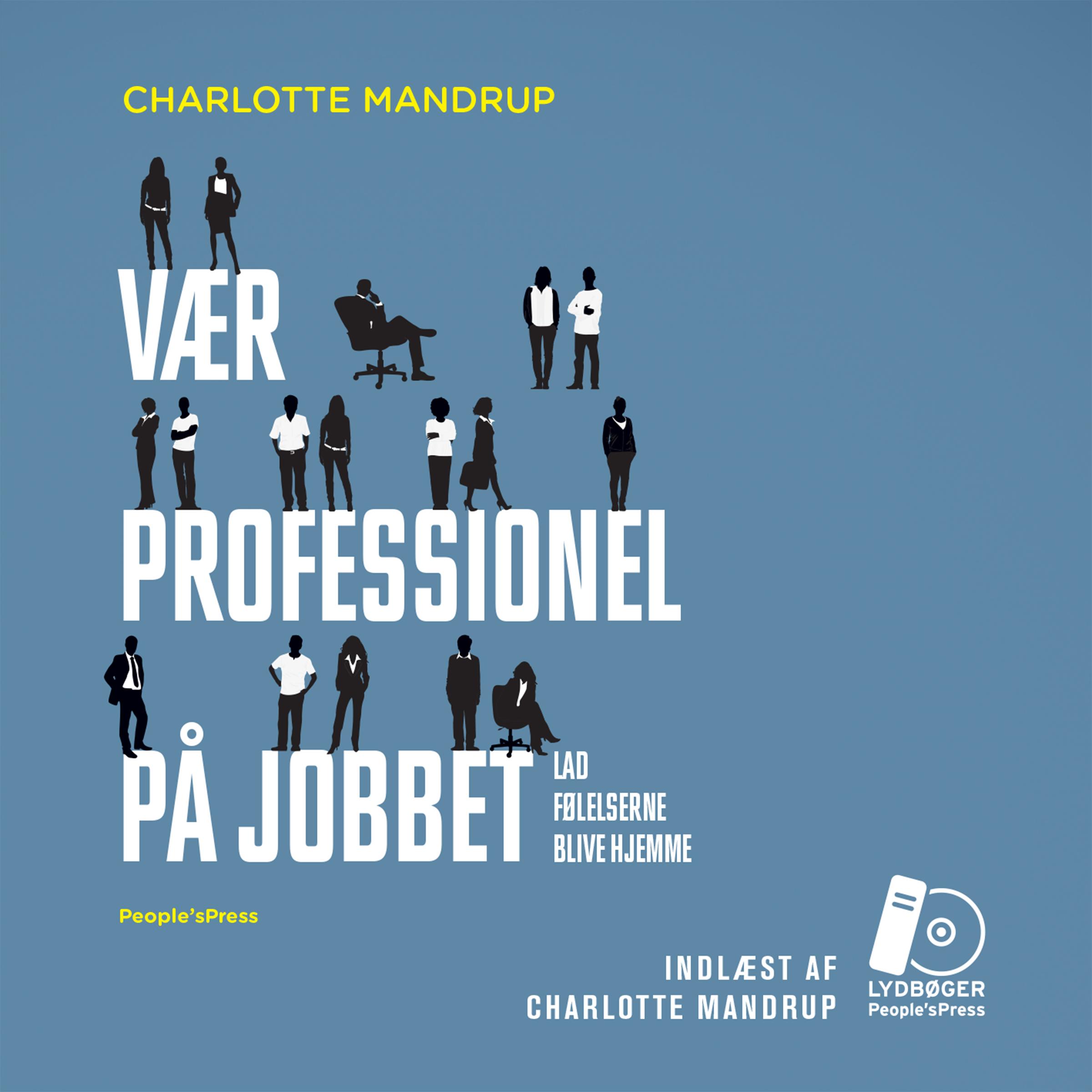 N/A – Vær professionel på jobbet - e-lydbog fra bog & mystik