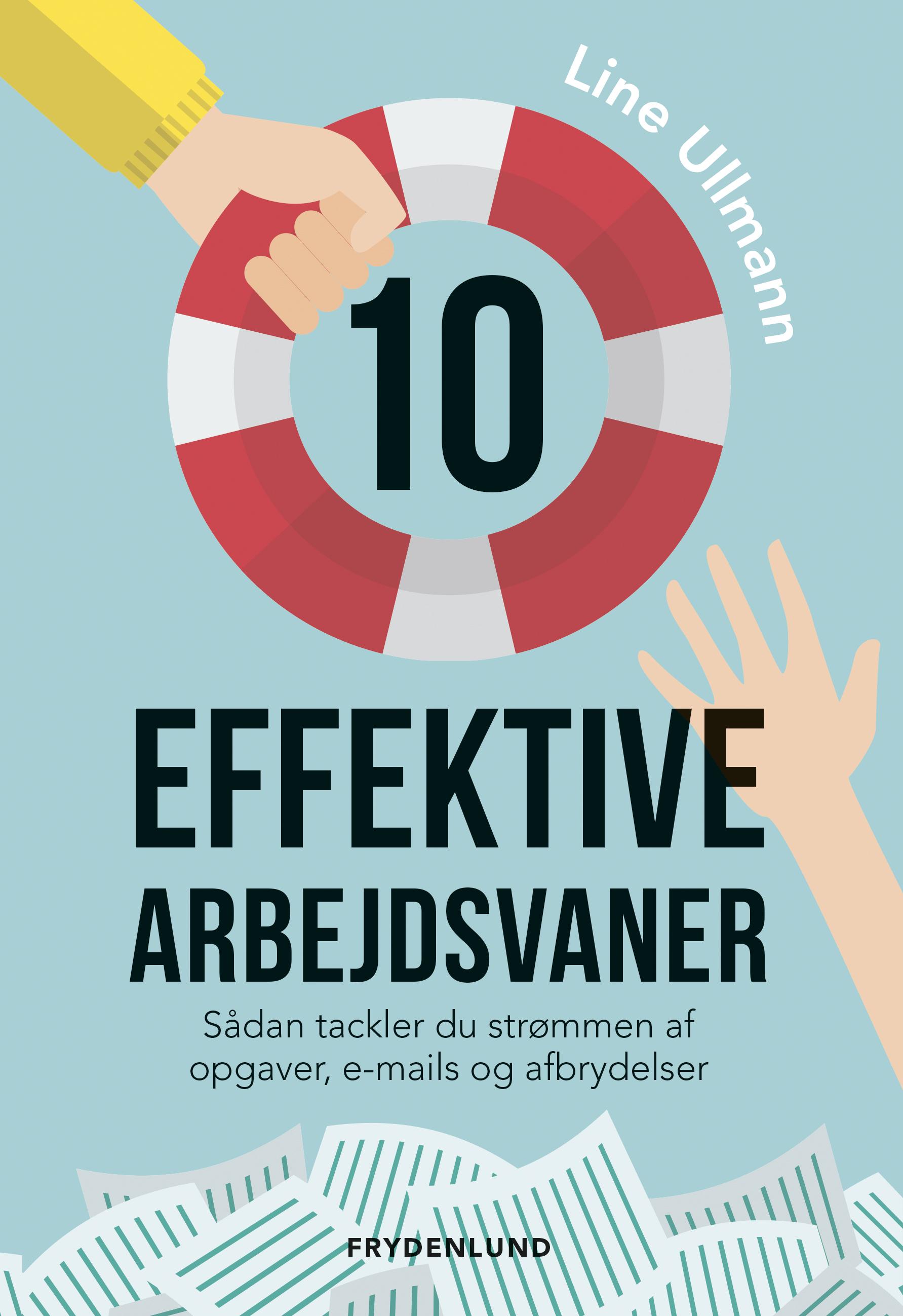 Image of   10 effektive arbejdsvaner - E-bog
