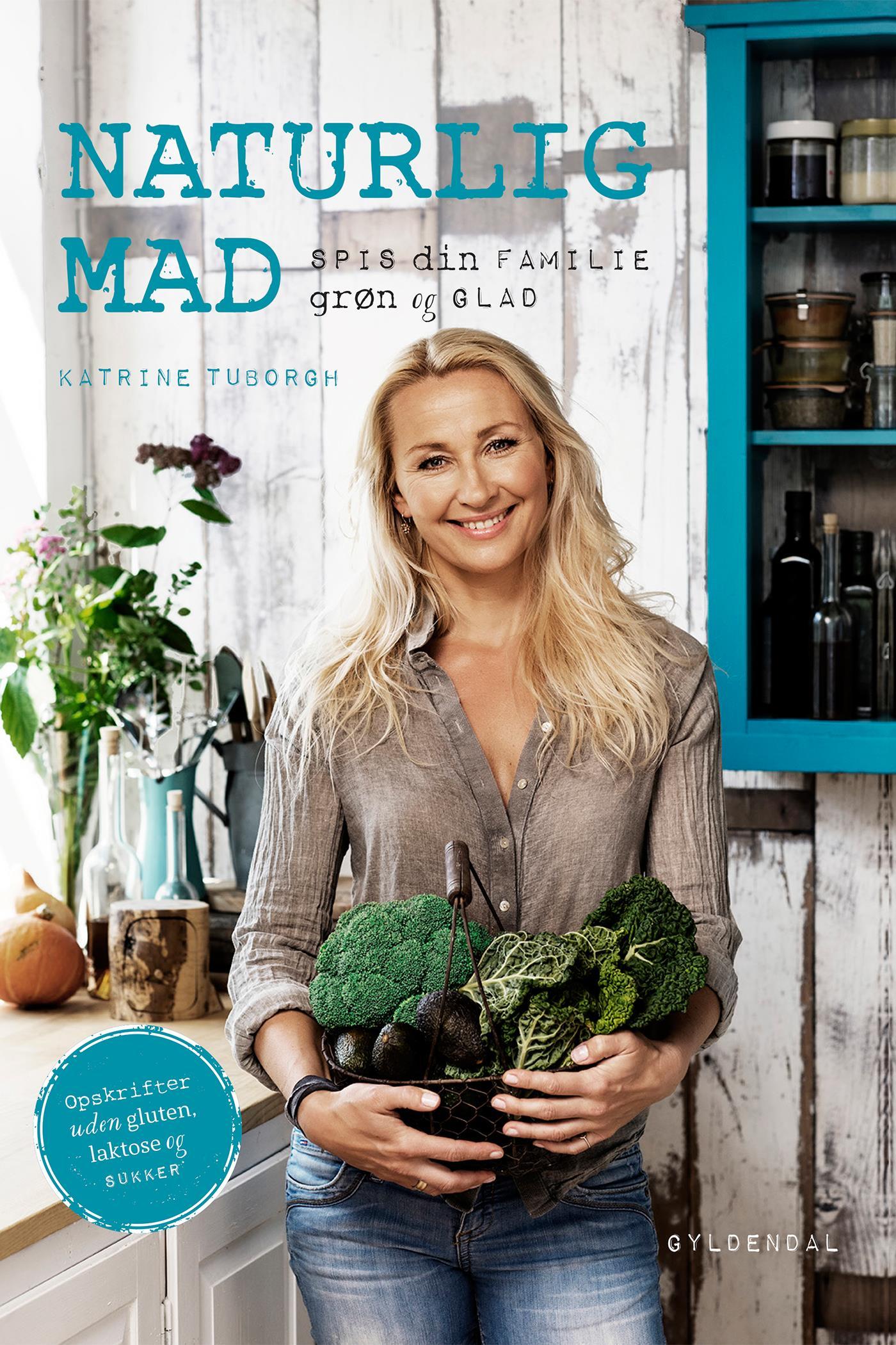 Image of   Naturlig mad - E-bog