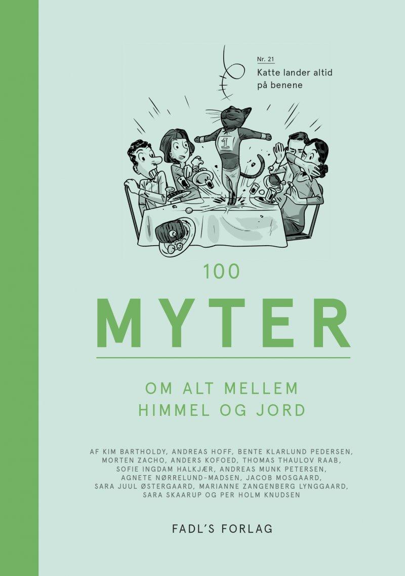 Image of   100 myter om alt mellem himmel og jord - E-lydbog