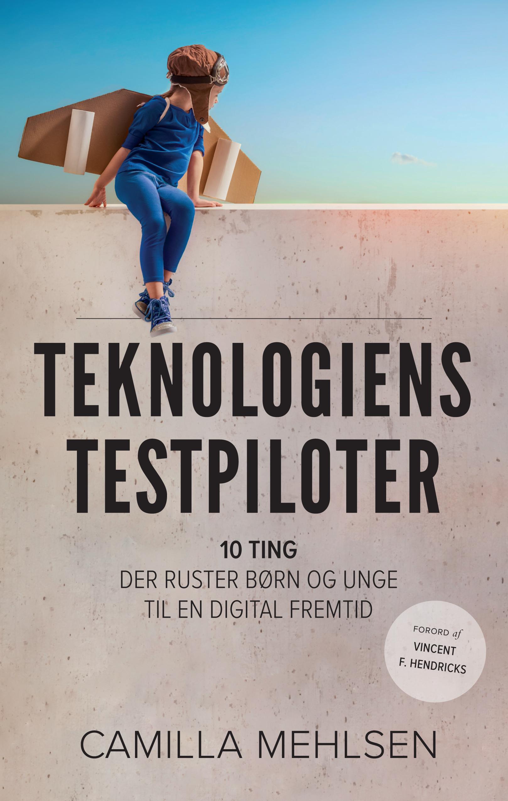 N/A – Teknologiens testpiloter - e-bog på bog & mystik