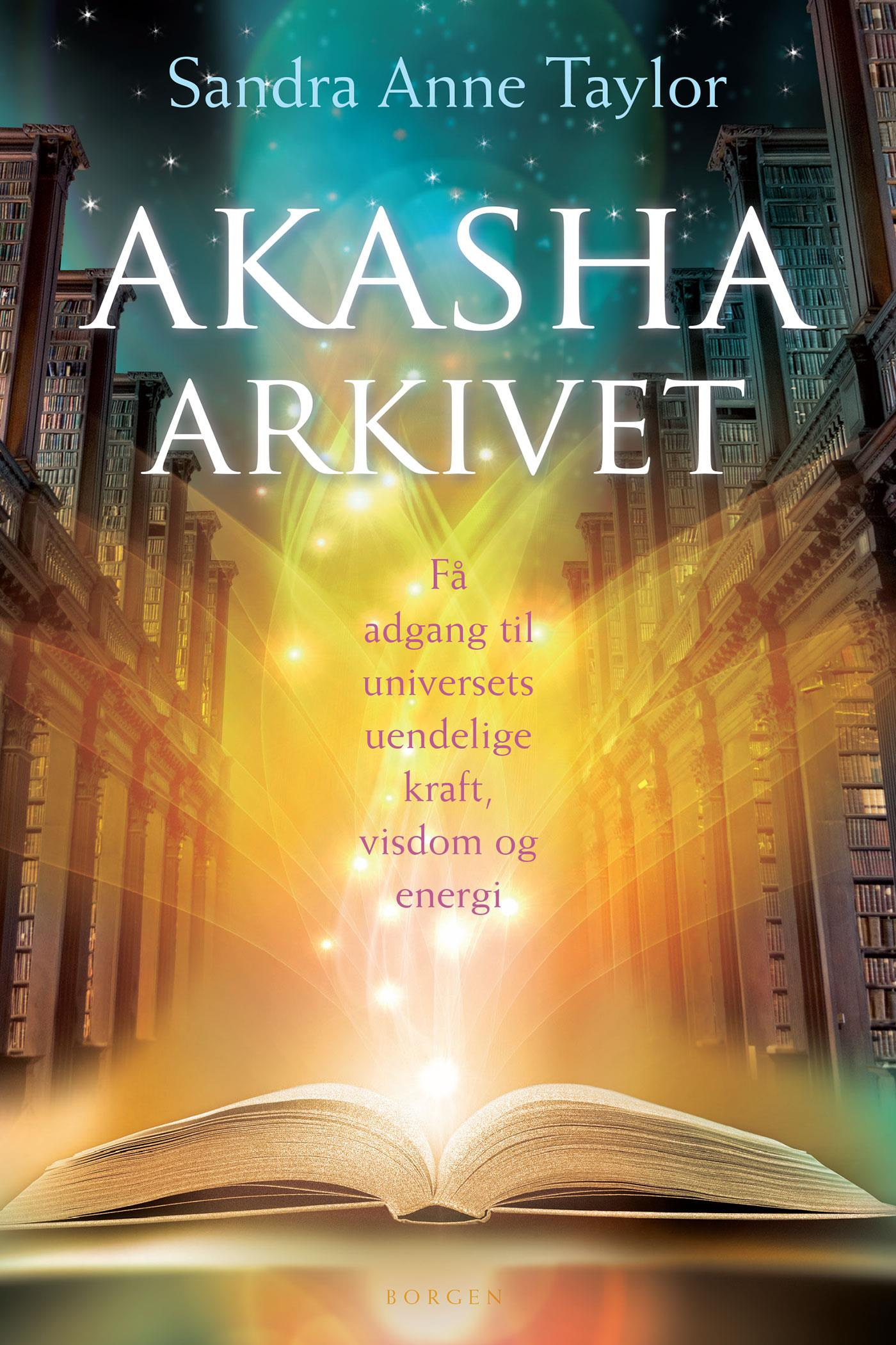 Image of   Akasha-arkivet - E-bog