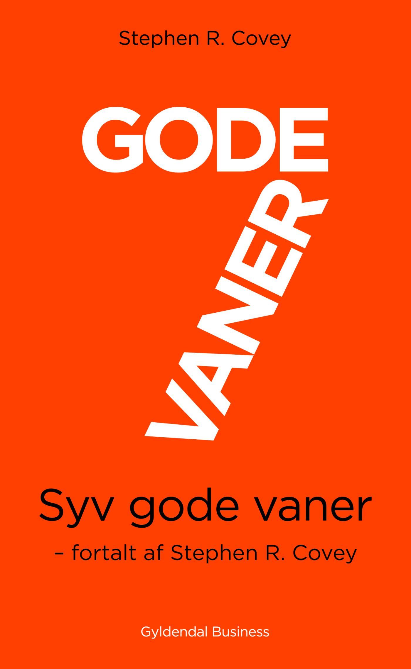 Image of   7 gode vaner (kort udgave) - E-bog