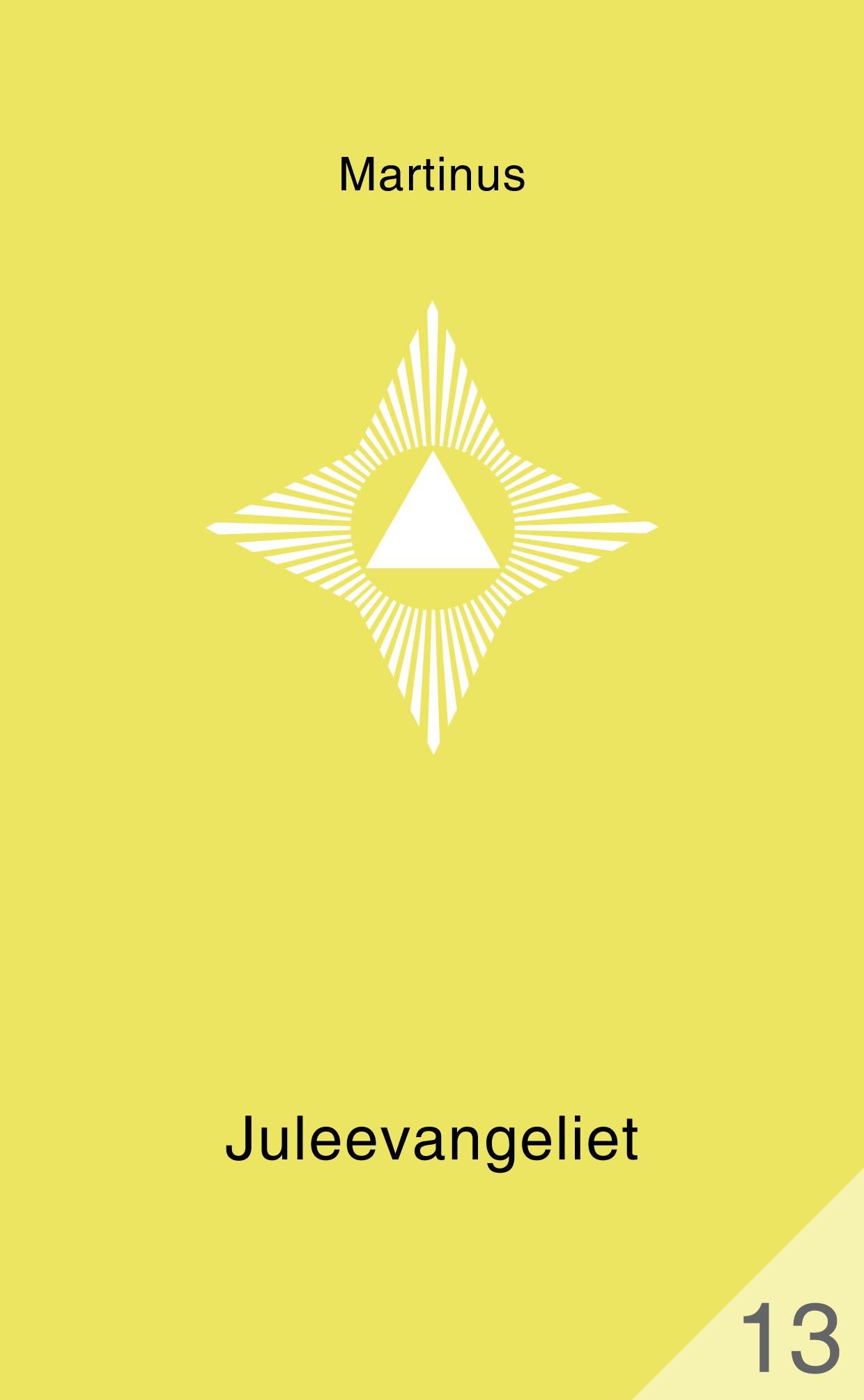Juleevangeliet (småbog 13) - e-bog fra N/A på bog & mystik