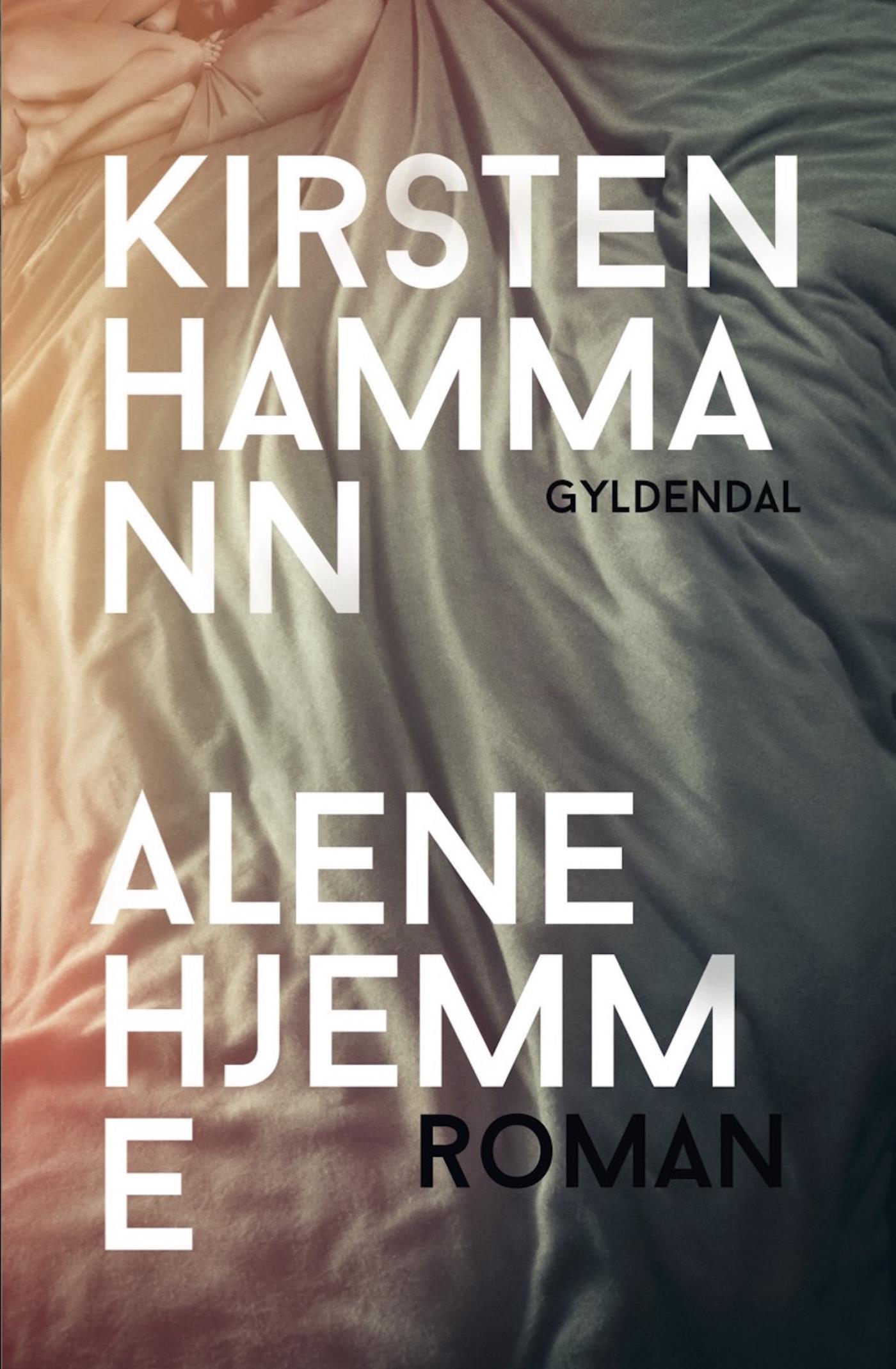 Image of   Alene hjemme - E-bog