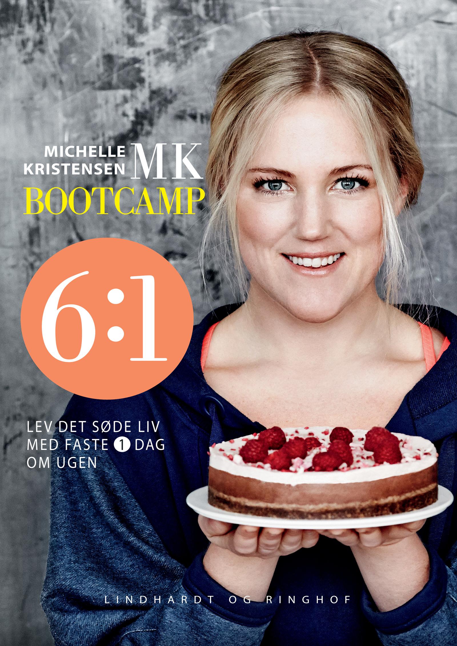 N/A – Mk bootcamp 6:1 lev det søde liv med faste 1 dag om ugen - e-bog fra bog & mystik