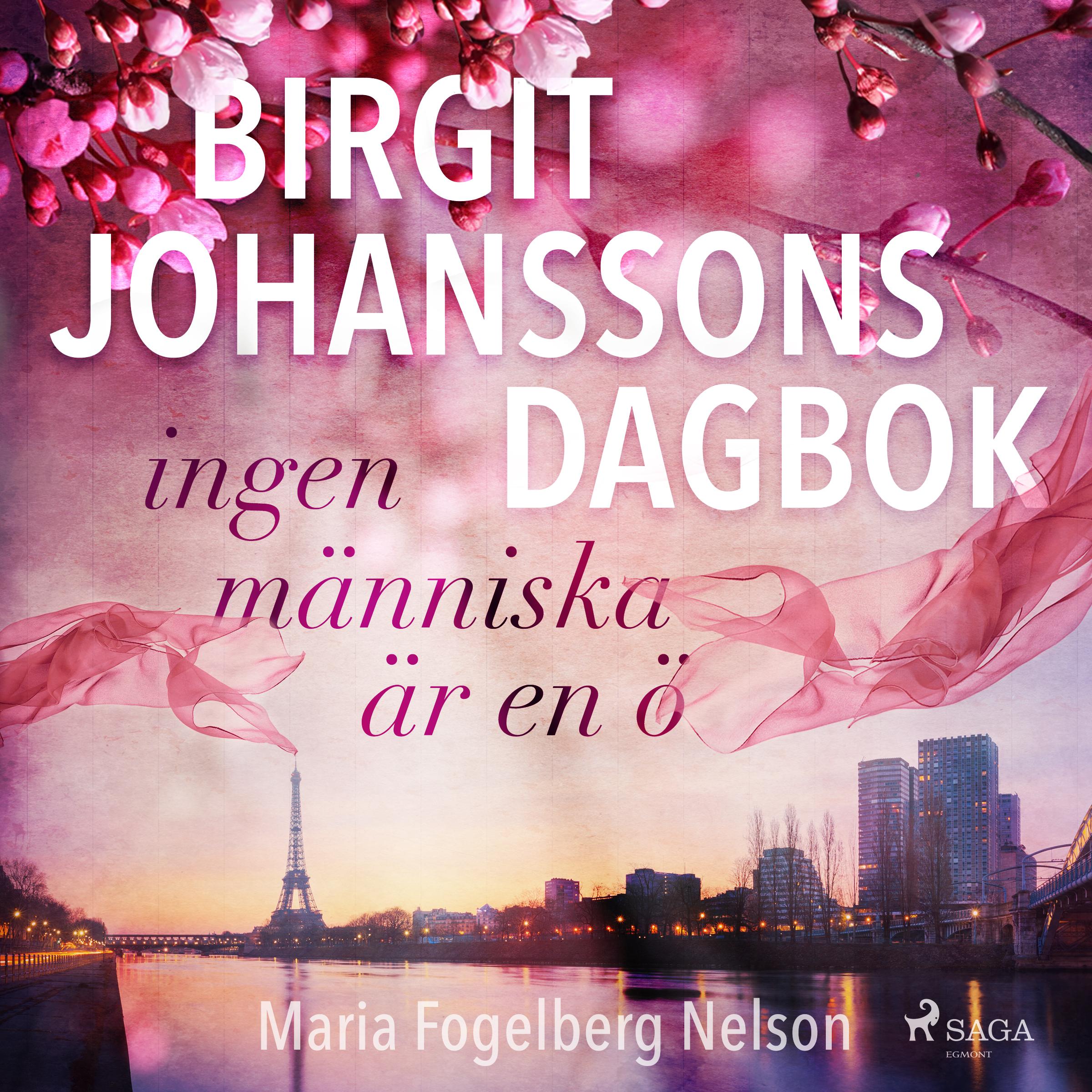 Birgit Johanssons dagbok - ingen människa är en ö - E-lydbog
