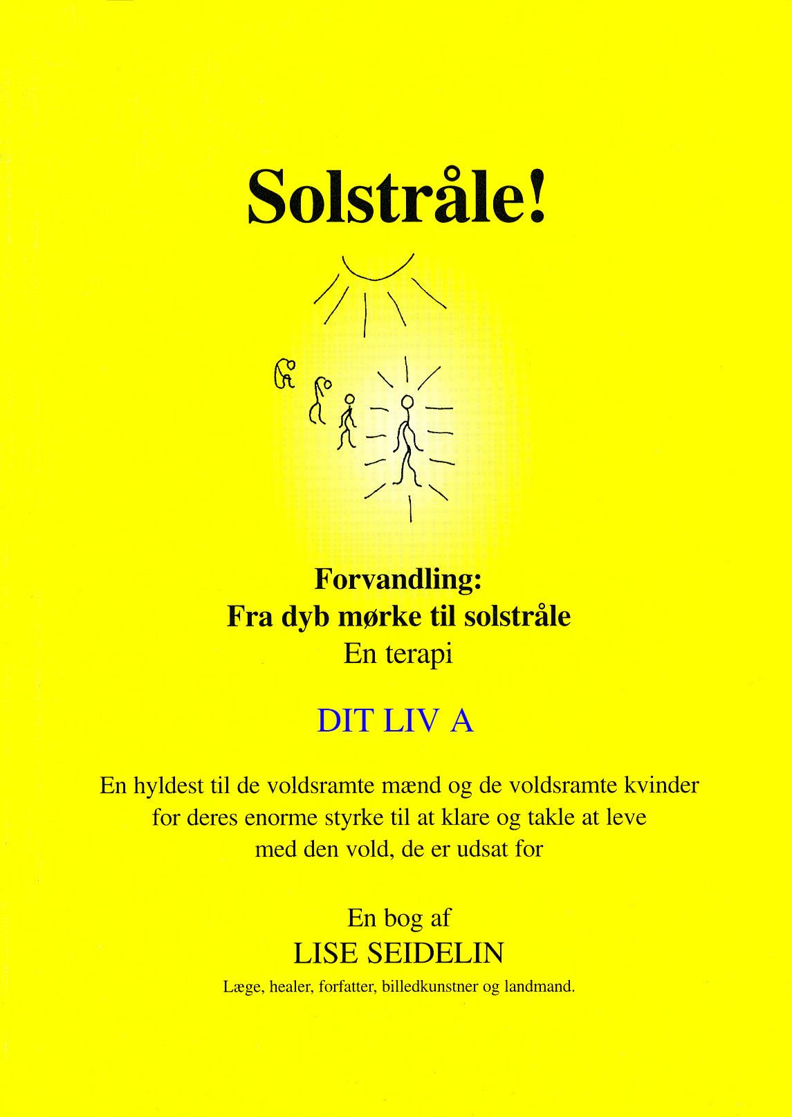 Solstråle a - e-bog fra N/A på bog & mystik