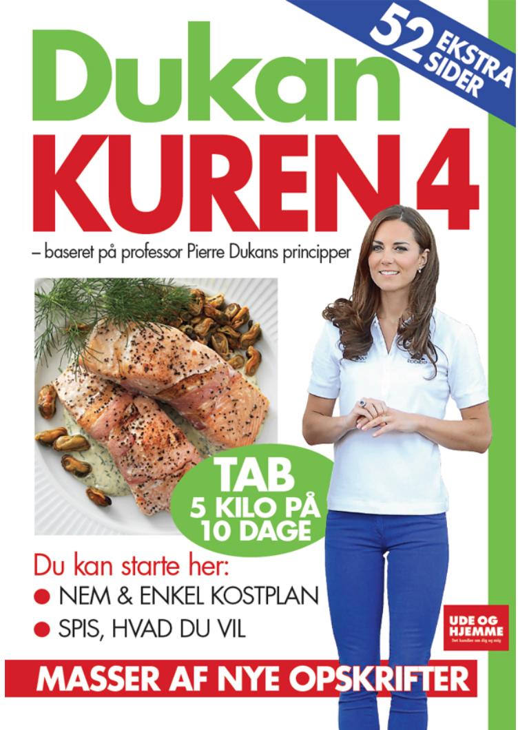 N/A Dukan-kuren 4 - e-bog fra bog & mystik