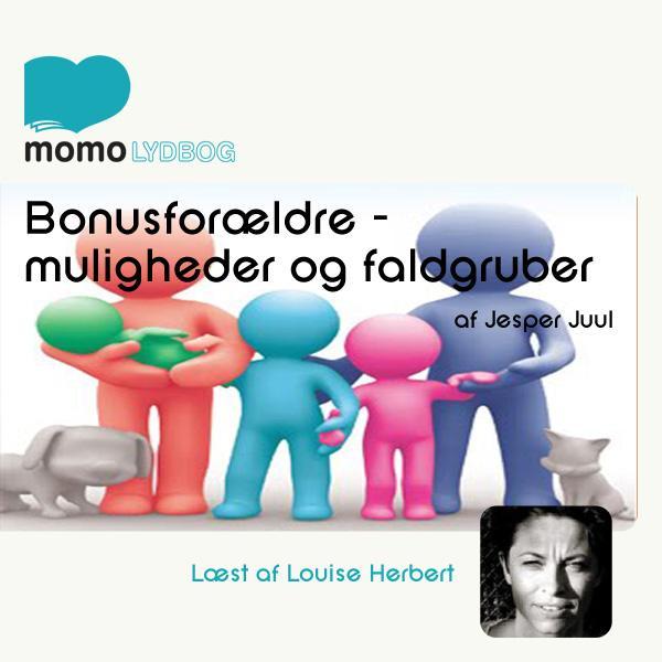 Image of   Bonusforældre - E-lydbog