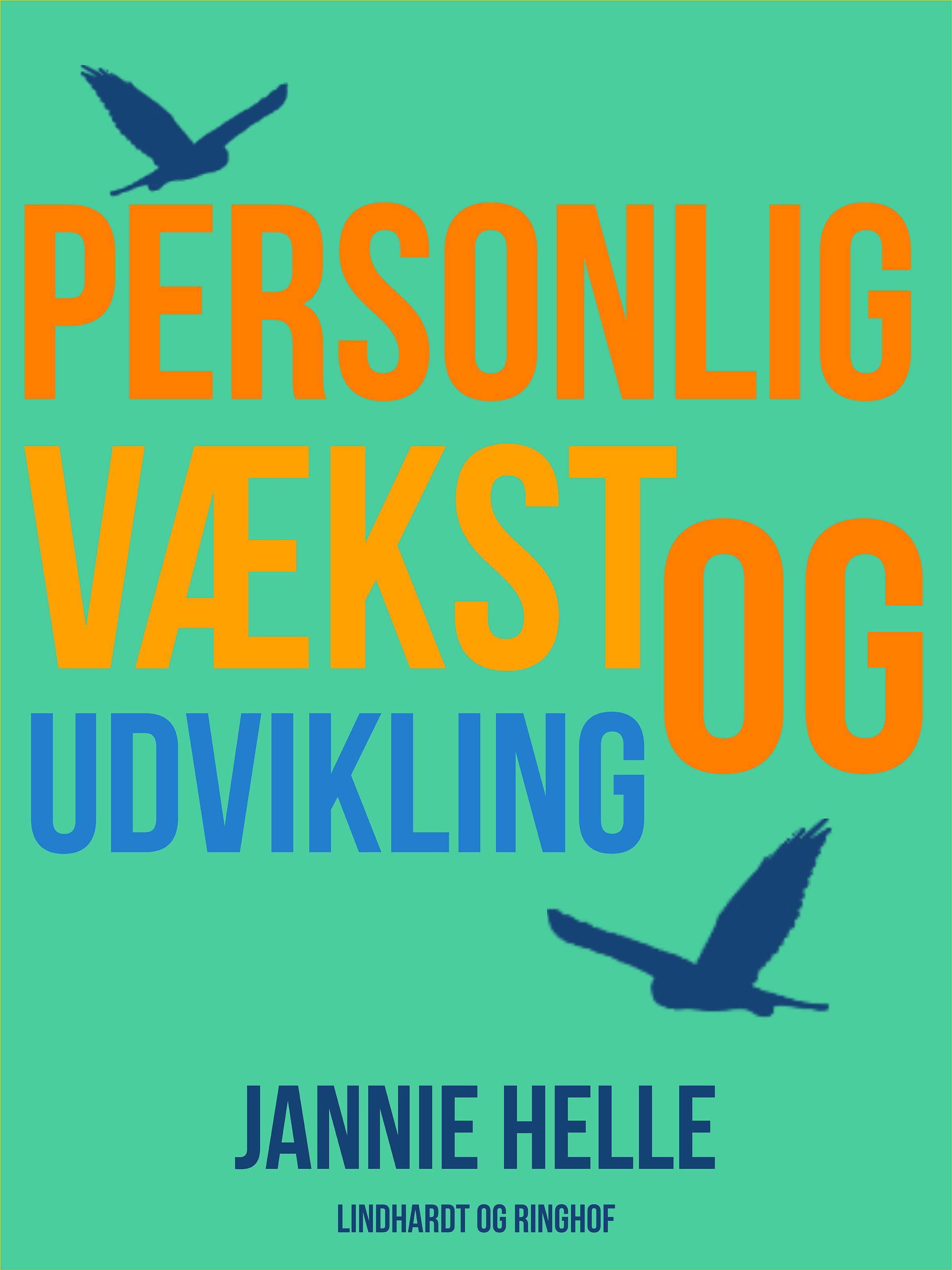 Image of   Personlig vækst og udvikling - E-bog