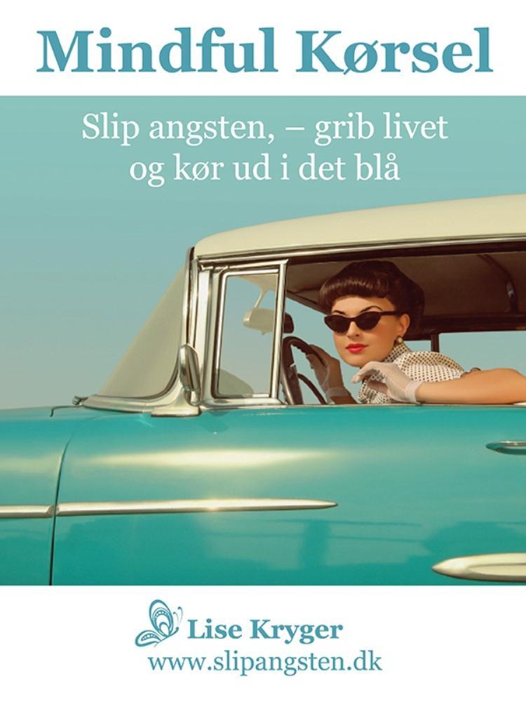 Mindful kørsel - slip angsten grib livet og kør ud i det blå - e-bog fra N/A fra bog & mystik