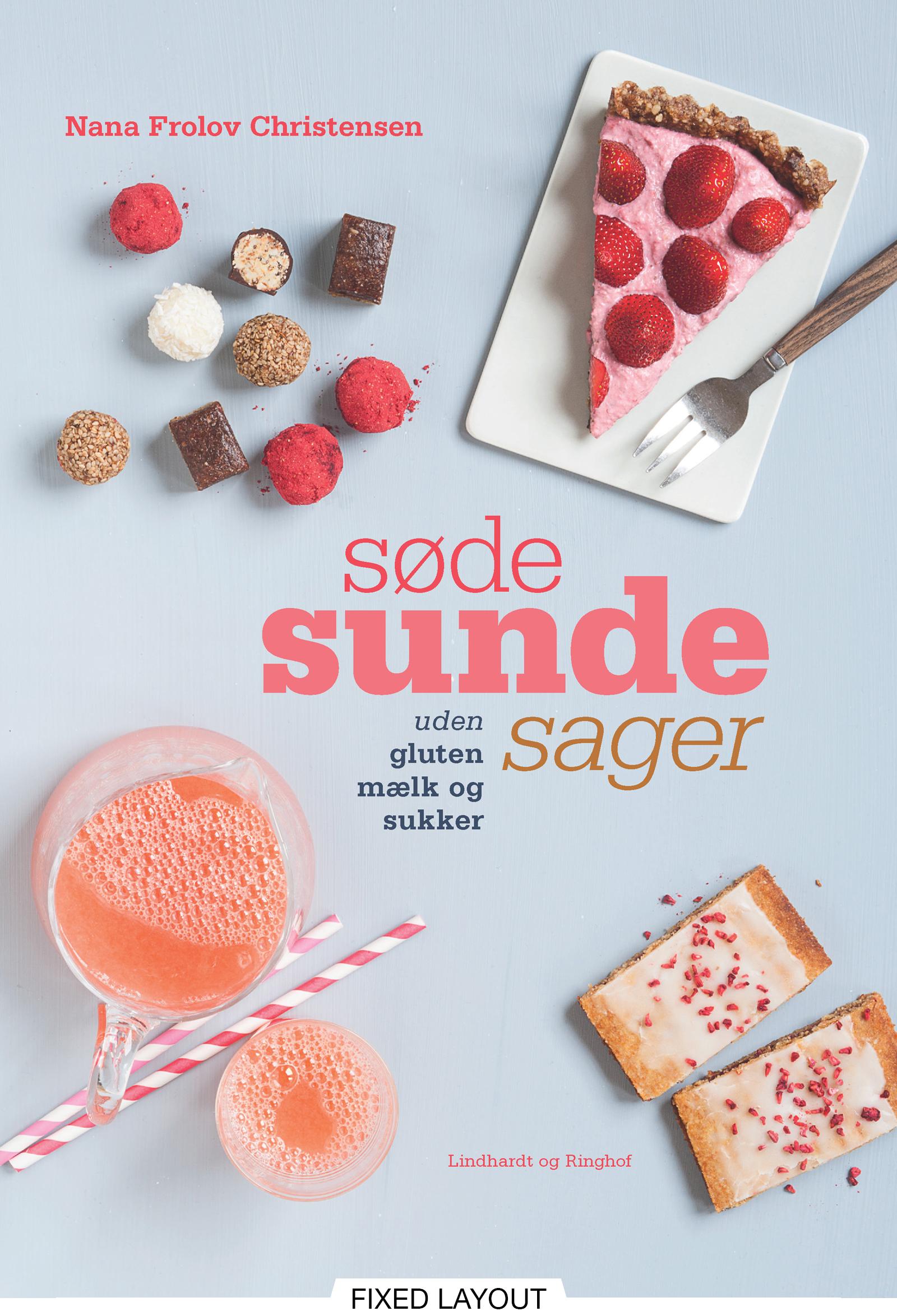 Søde sunde sager - e-bog fra N/A fra bog & mystik
