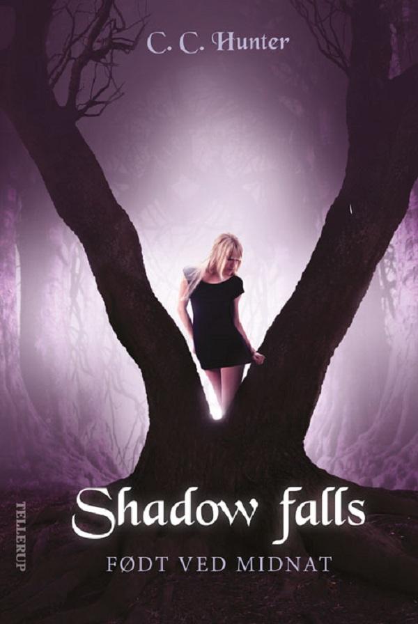 N/A Shadow falls #1: født ved midnat - e-lydbog fra bog & mystik