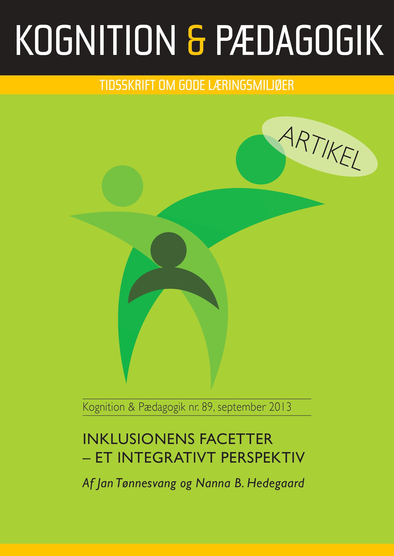 Inklusionens facetter - et integrativt perspektiv - e-bog fra N/A på bog & mystik