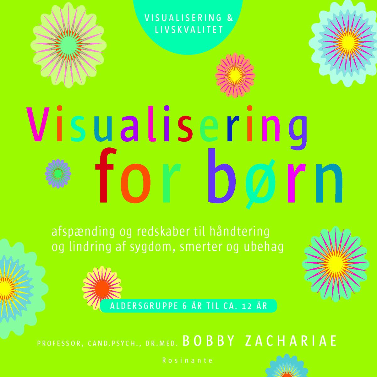 N/A – Visualisering for børn - e-lydbog på bog & mystik