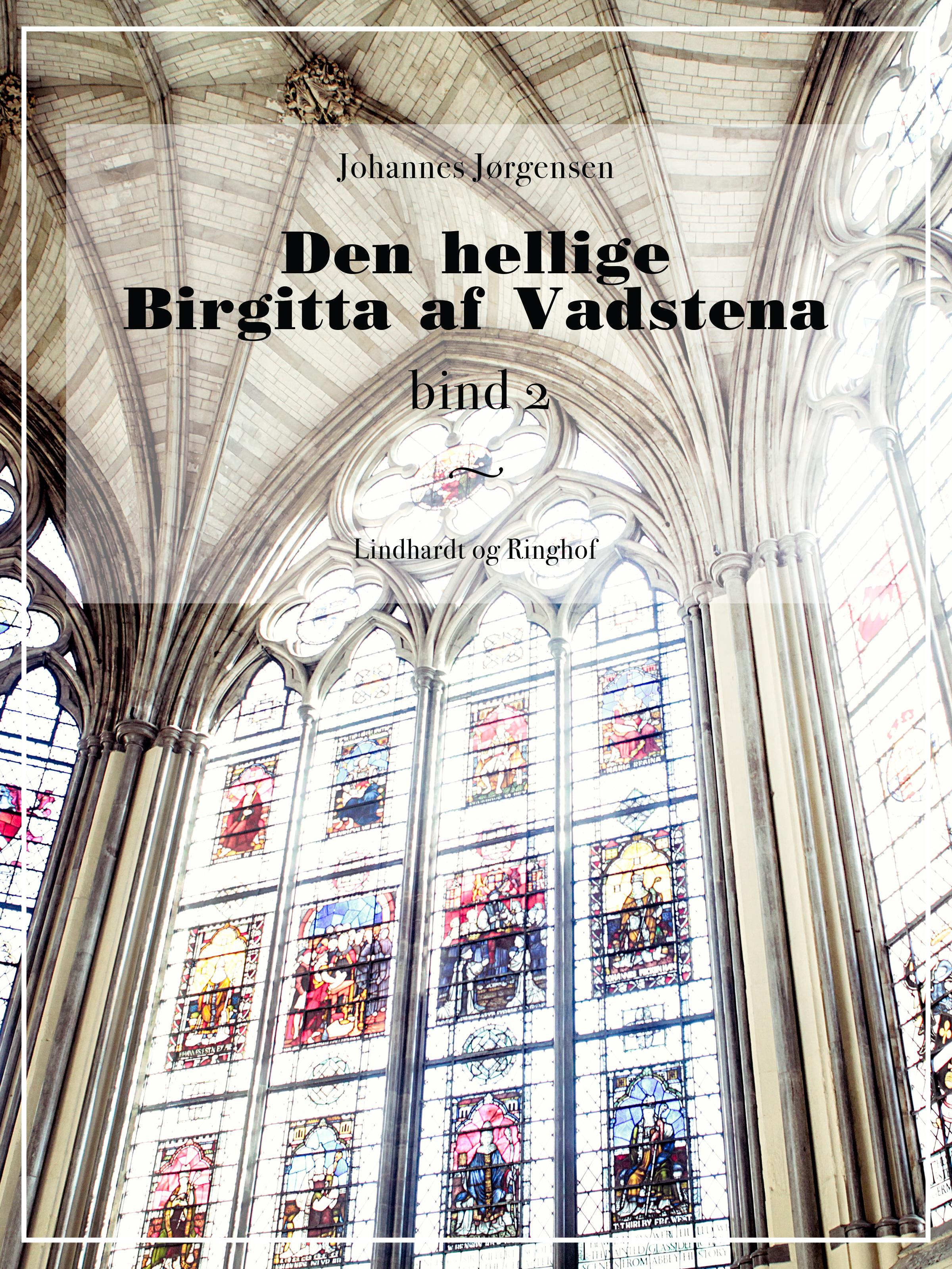 N/A – Den hellige birgitta af vadstena (bind 2) - e-bog på bog & mystik