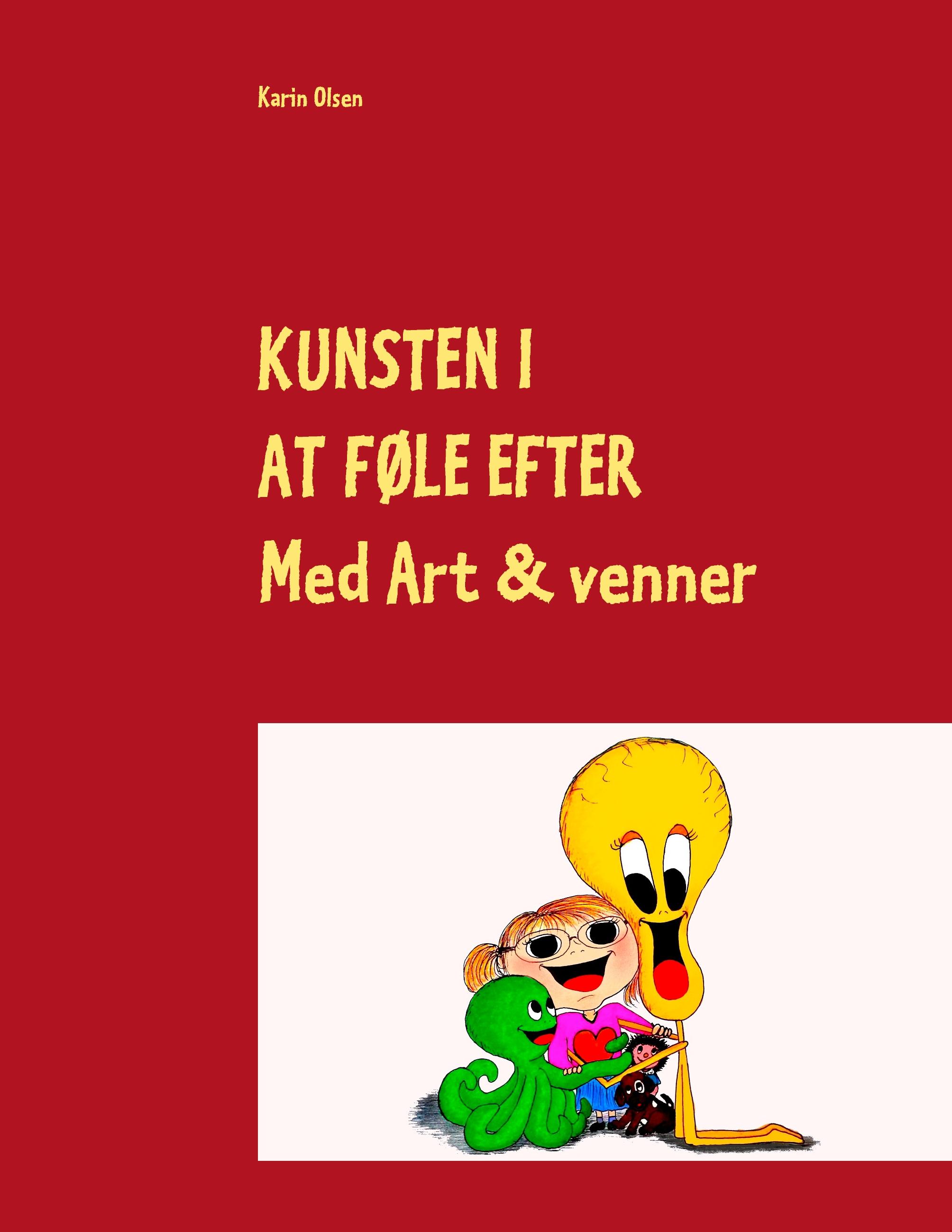 N/A – Kunsten i at føle efter - e-bog fra bog & mystik