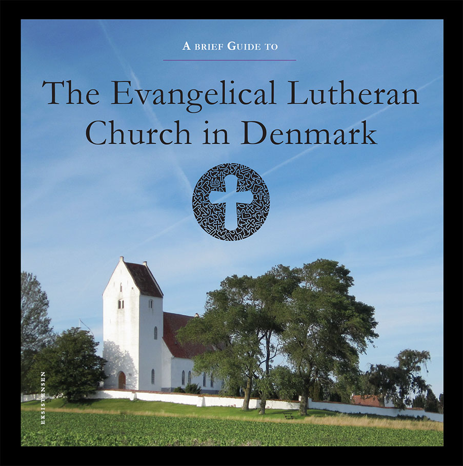 Image of   A Brief Guide to the Evangelical Lutheran Church in Denmark - E-bog