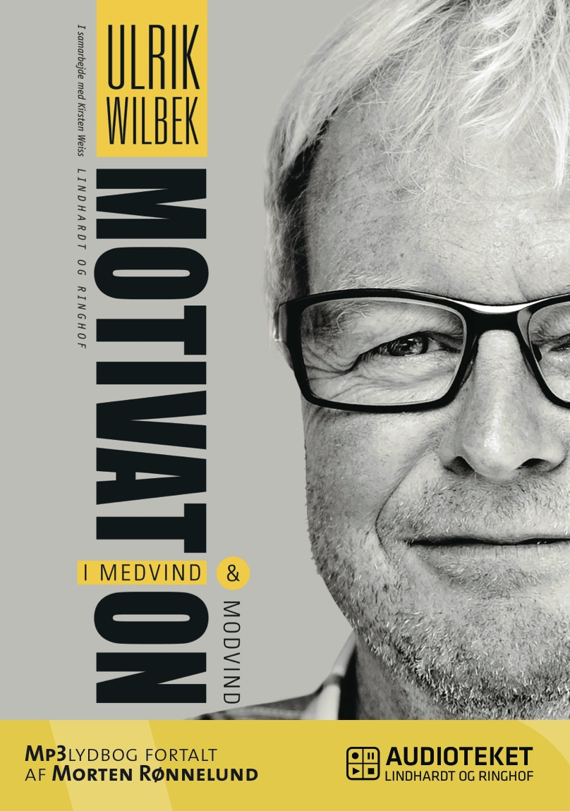 Motivation - i medvind og modvind - e-lydbog fra N/A på bog & mystik
