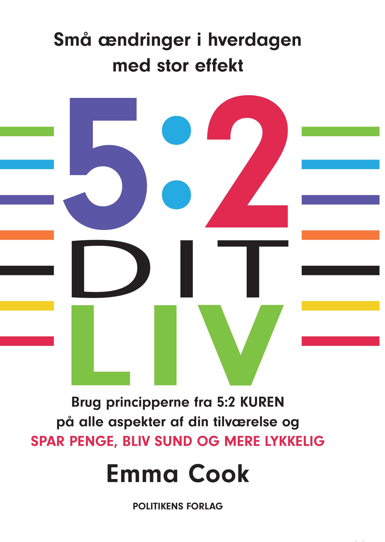 Image of   5:2 dit liv - E-bog