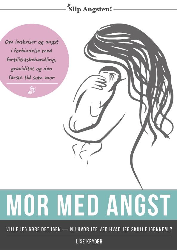 Mor med angst - e-bog fra N/A fra bog & mystik