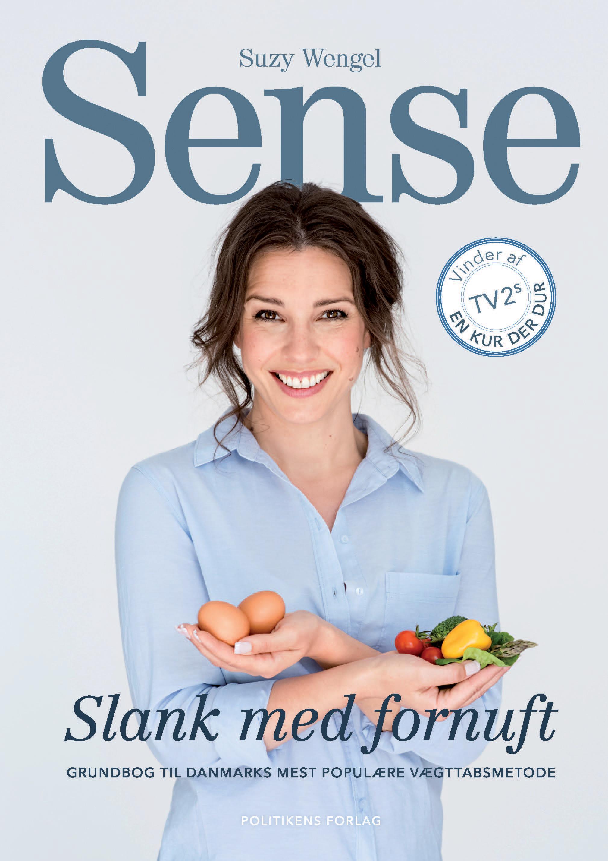 Image of   Sense - slank med fornuft - E-bog