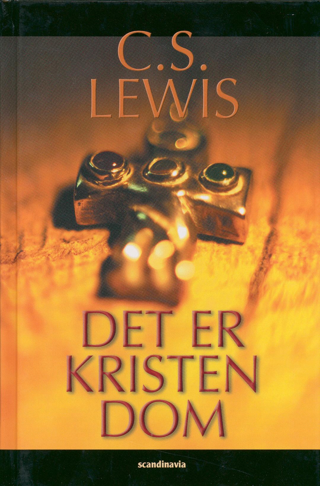 N/A – Det er kristendom - e-lydbog fra bog & mystik