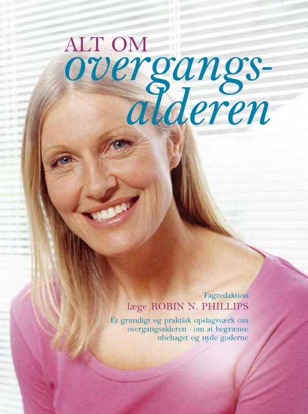 N/A Alt om overgangsalderen - e-bog på bog & mystik